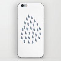 salt water iPhone & iPod Skins featuring salt water drops by Indiepeek | Marta