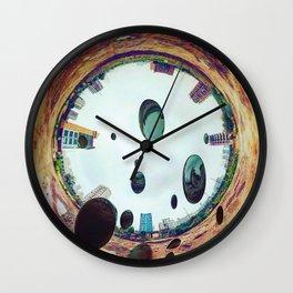 Ore Wall Clock