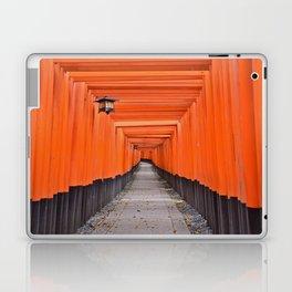 Torii Gates Laptop & iPad Skin
