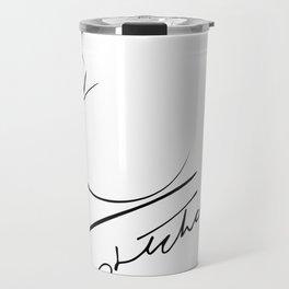 Hitchcock Travel Mug