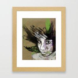 right Framed Art Print