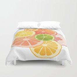 Citrus Duvet Cover