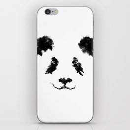 Clouds Panda iPhone Skin