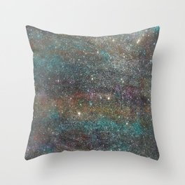 Explosive Blessings Throw Pillow
