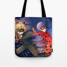Miraculous Ladybug Tote Bag