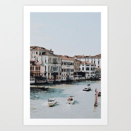 venice ii / italy Art Print