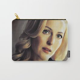 Stella Gibson oli color painting Carry-All Pouch