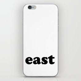 East Coast iPhone Skin