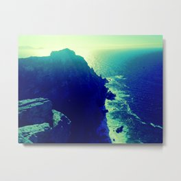 Cape of Good Hope Metal Print