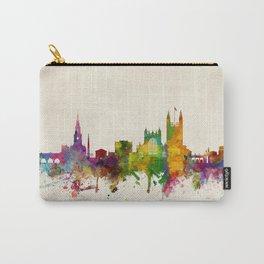 Bath England Skyline Cityscape Carry-All Pouch
