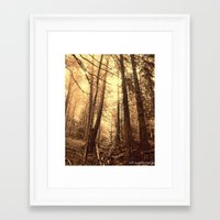 guardians Framed Art Prints featuring Guardians by alexamorath
