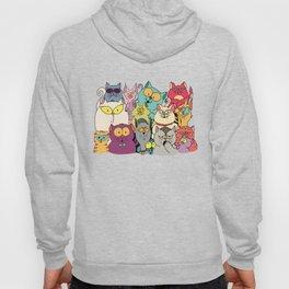 Cat Gang Hoody