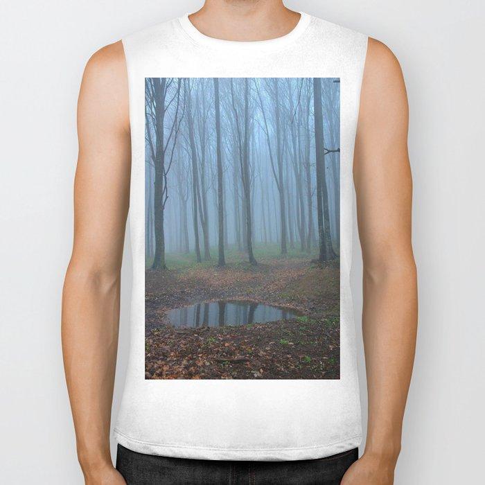 forest Biker Tank