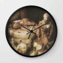 Bygone Wall Clock