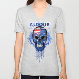 To The Core Collection: Australia Unisex V-Neck