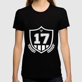 Seventeen Shield T-shirt