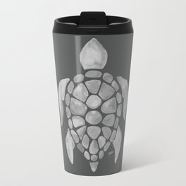 Honu - Gray/White Travel Mug