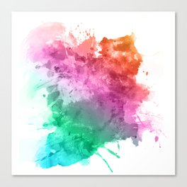 infusions Canvas Print