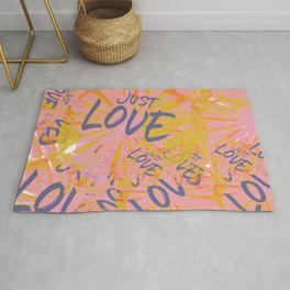 Just Love Rug
