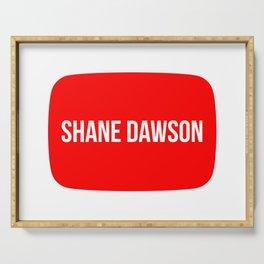 Shane Dawson Serving Tray