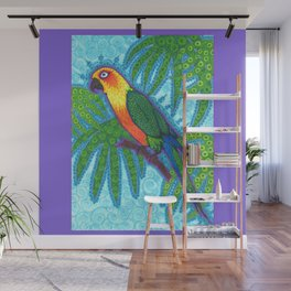 Ronnell's Parrot Wall Mural