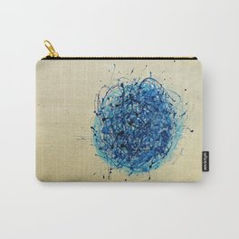 Jackson Pollock Vs Jeff Koons Carry-All Pouch