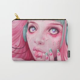 FaceMelt Carry-All Pouch