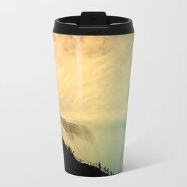 Descending Niagara Travel Mug