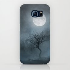 The Moon and the Tree. II Galaxy S7 Slim Case