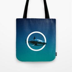 Shark. Tote Bag