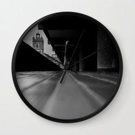 Barbican View Wall Clock