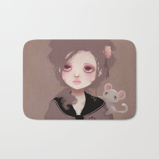 Emma (2011 version) Bath Mat