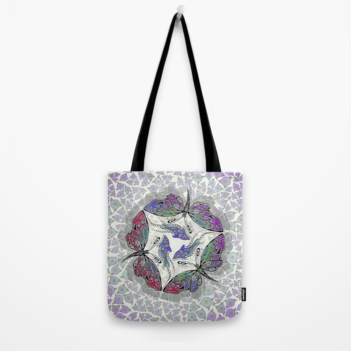 BUTTERDOLPHINS Tote Bag