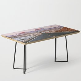 Monument Valley Sunrise Coffee Table