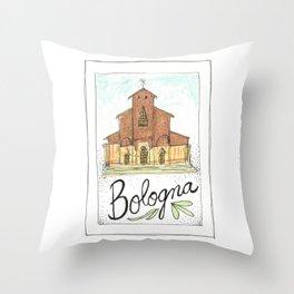 bologna Throw Pillow