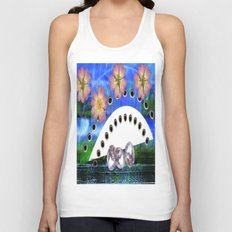 Painting fantasy  Unisex Tank Top