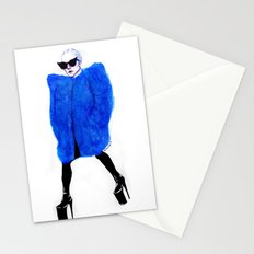 Cobalt Love Stationery Cards