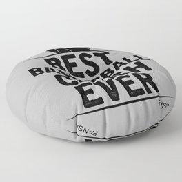Basketball sports ballgame basket player gift Floor Pillow