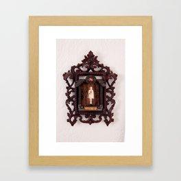 Acta Sanctorum #1 Framed Art Print