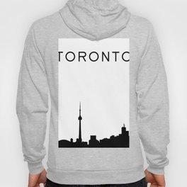 Toronto Skyline Graphic Hoody