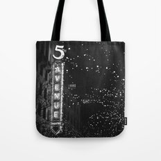 holiday in the city Tote Bag