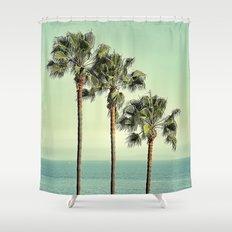 Three Day Weekend Shower Curtain
