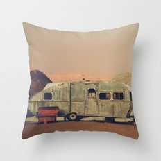 the retirement plan Throw Pillow