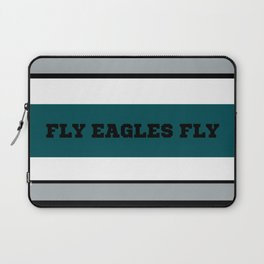 Fly Eagles Fly Philadelphia Laptop Sleeve