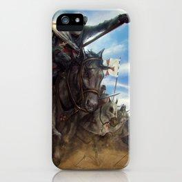 Crusades iPhone Case