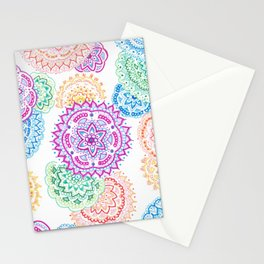 Multi Manda Stationery Cards