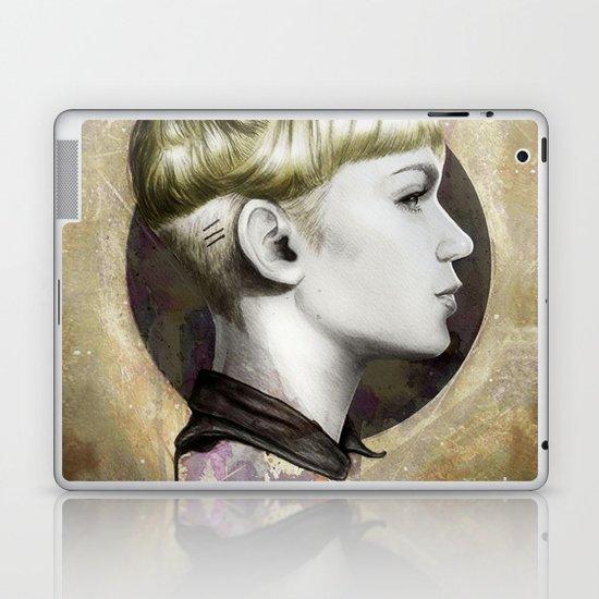 GrimesI Laptop & iPad Skin