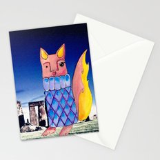 Francis Fox on Holiday Stationery Cards
