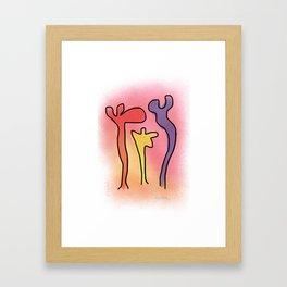 SP_075 Framed Art Print