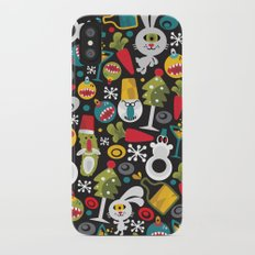 Ugly Christmas. iPhone X Slim Case